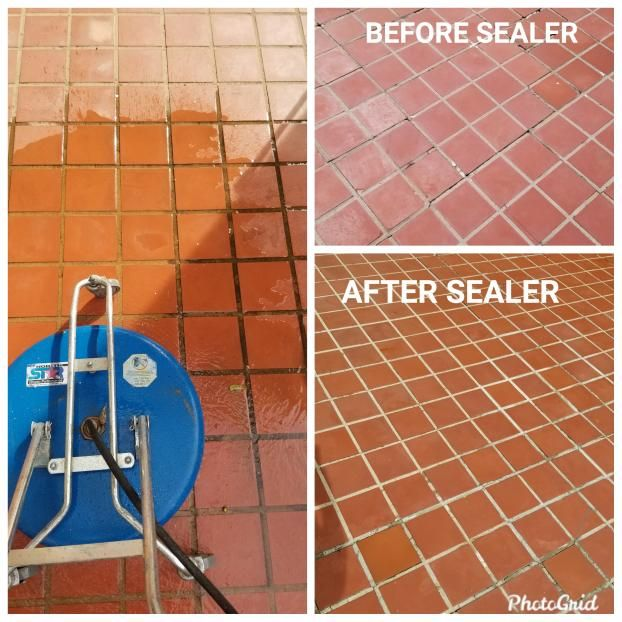 tile and grout cleaning fort worth tx